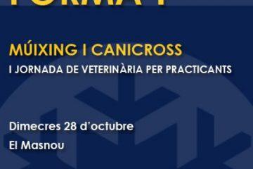 Jornada Formativa Veterinaria de Mushing i Canicross
