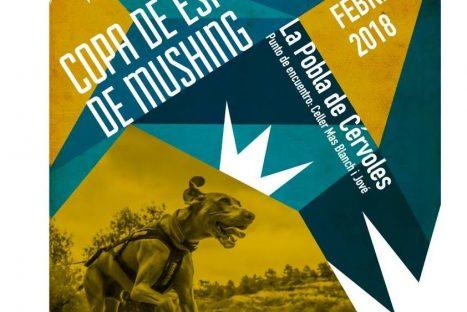 Copa España de Mushing Tierra 2017 – La Pobla de Cérvoles (Lleida)