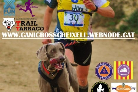 III Canicross Popular Creixell